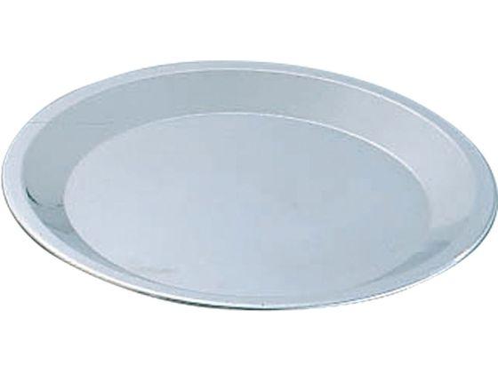 お取り寄せ 税込1万円以上で送料無料 霜鳥製作所 超安い ステンパイ皿 No.407 小 割り引き 外185mm