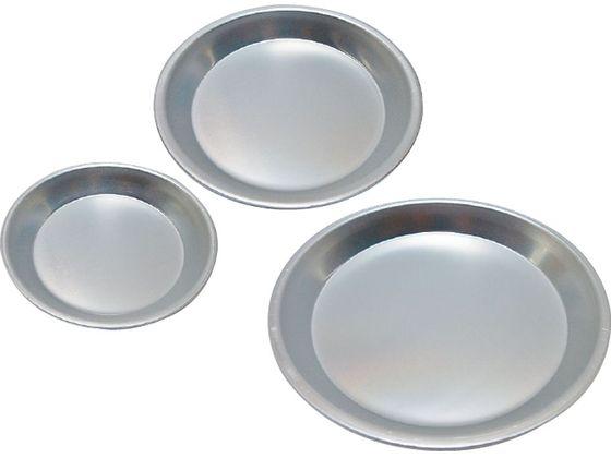 購買 お取り寄せ 税込1万円以上で送料無料 SALENEW大人気! アルミパイ皿 21cm