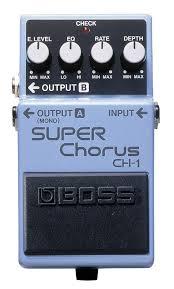 【展示処分品】BOSS Super Chorus CH-1ボス エフェクター スーパーコーラス【店頭受取対応商品】