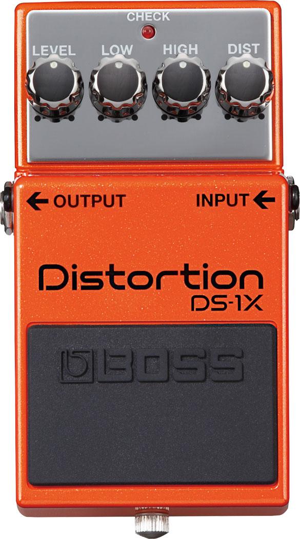 Boss DS-1X<ボス ディストーション>