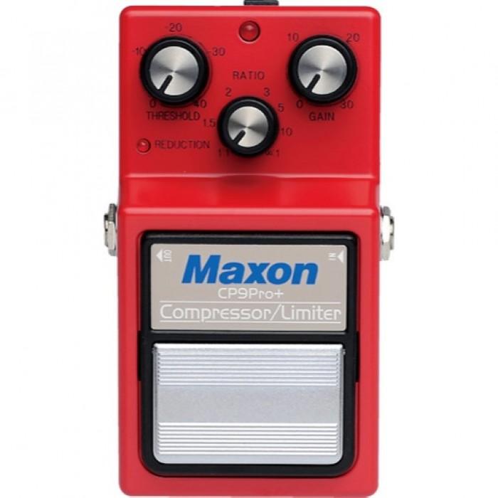 Maxon Compressor/Limiter CP9Pro+ <マクソン コンプレッサー/リミッター>【お取り寄せ】【店頭受取対応商品】