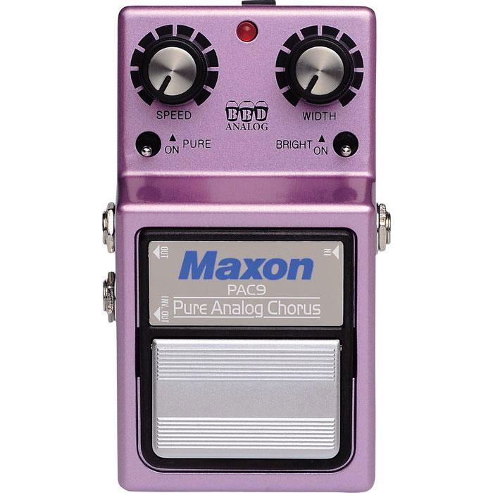 【ラッピング不可】 Maxon PAC9 Pure Chorus Analog Chorus PAC9 <マクソン アナログコーラス>【お取り寄せ】 Pure【店頭受取対応商品】, 西洋美術屋:a07a9c78 --- canoncity.azurewebsites.net