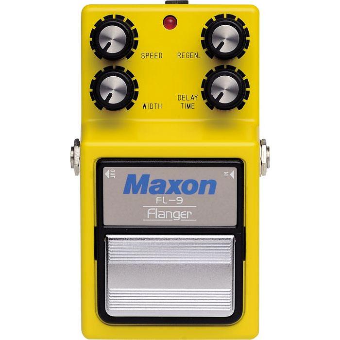 【保存版】 Maxon Maxon FL9 Flanger FL9 <マクソン フランジャー>【お取り寄せ <マクソン】【店頭受取対応商品】, タキチョウ:3c4a265f --- canoncity.azurewebsites.net