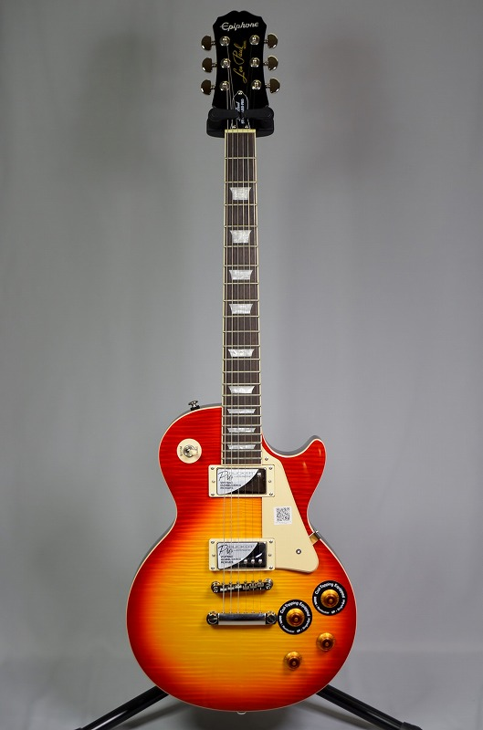 【GibsonTシャツプレゼント】Epiphone Les Paul Standard Plus Top Pro HS<エピフォン レスポール>【RECOMMEND:三条本店STAGE】【商品番号 10005305 】【店頭受取対応商品】