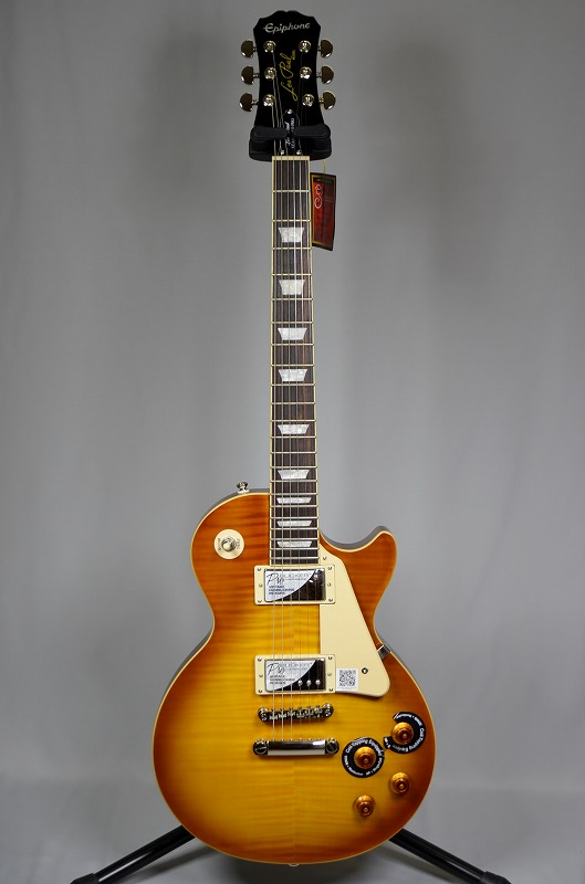 Epiphone Les Paul Standard Plus Top Pro HB<エピフォン レスポール>【RECOMMEND:三条本店STAGE】【店頭受取対応商品】