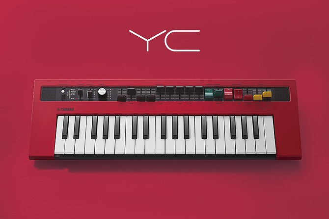 YAMAHA reface YC<ヤマハ リフェイス>【RECOMMEND:三条本店STAGE】【店頭受取対応商品】