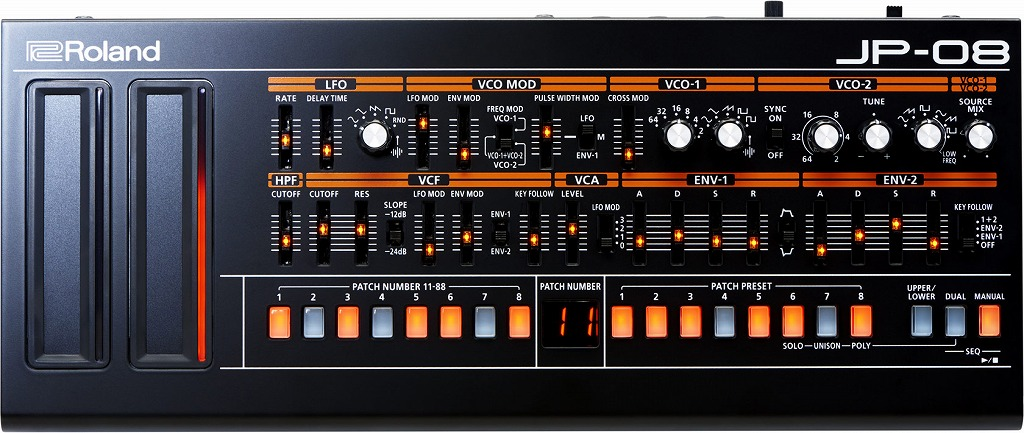 Roland(ローランド)Boutique JP-08【RECOMMEND:三条本店STAGE】【店頭受取対応商品】