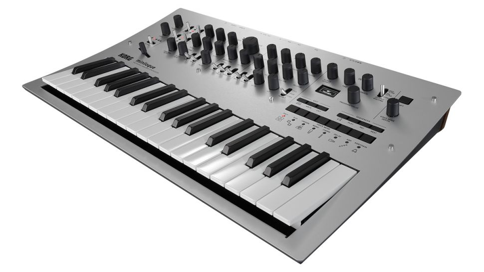 KORG minilogue<コルグ ミニローグ>【RECOMMEND:三条本店STAGE】【店頭受取対応商品】