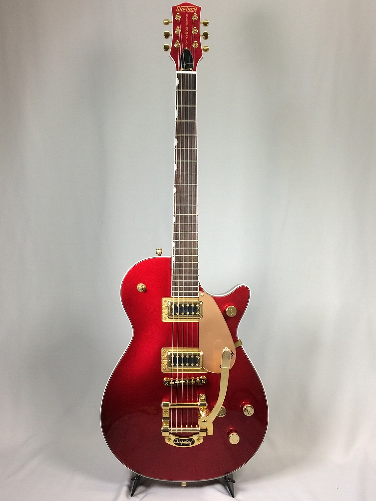 Gretsch Electromatic G5435TG Limited Edition Pro Jet with Bigsby Candy Apple Redグレッチ プロジェット【店頭受取対応商品】