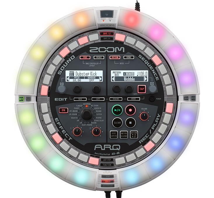 ZOOM ARQ AR-48 ズーム リングコントローラー【店頭受取対応商品】