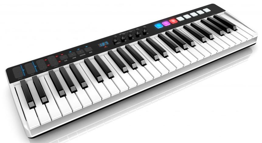 IK Multimedia iRig Keys I/O 49 オーディオインターフェイス【店頭受取対応商品】