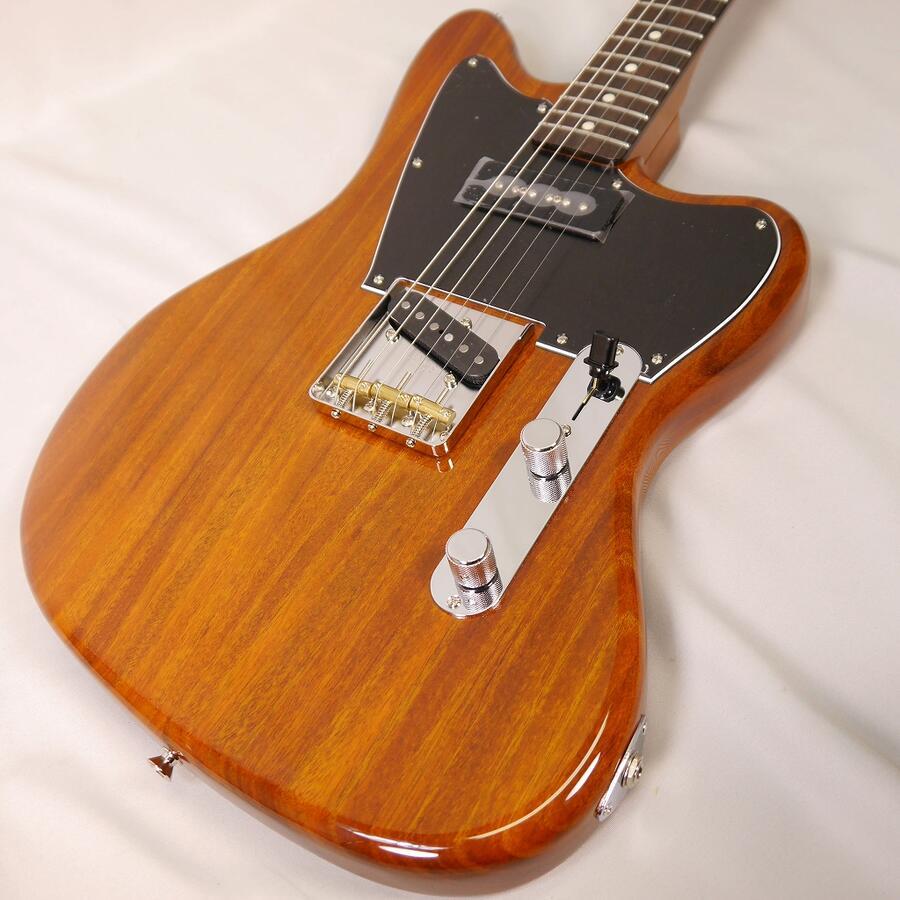 Fender MAHOGANY OFFSET TELECASTERフェンダー エレキギター【店頭受取対応商品】