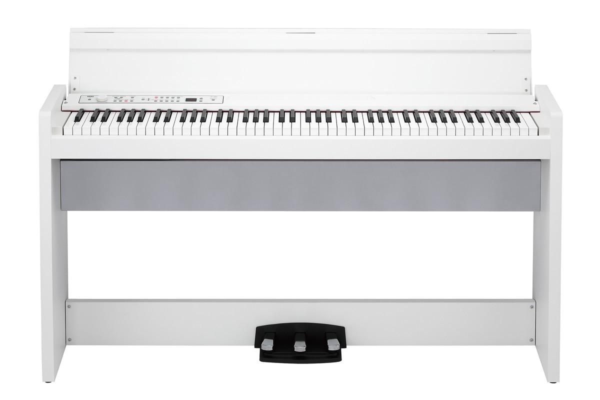 【アウトレット】【お客様組立て品】【生産完了品】KORG LP-380 WH コルグ 電子ピアノ【店頭受取対応商品】