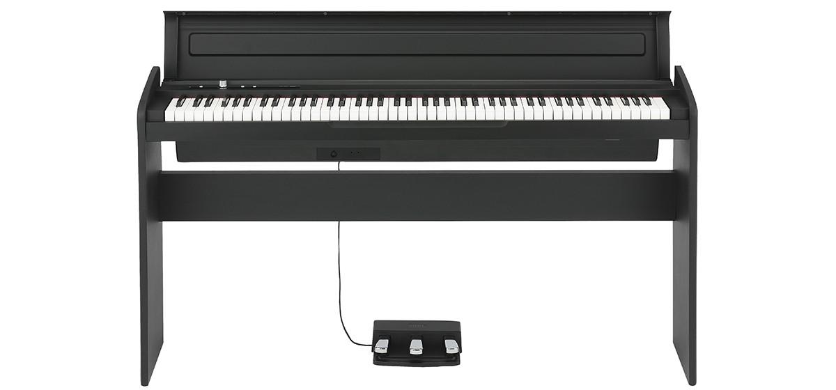 【アウトレット】【お客様組立て品】KORG LP-180 BK コルグ 電子ピアノ【店頭受取対応商品】