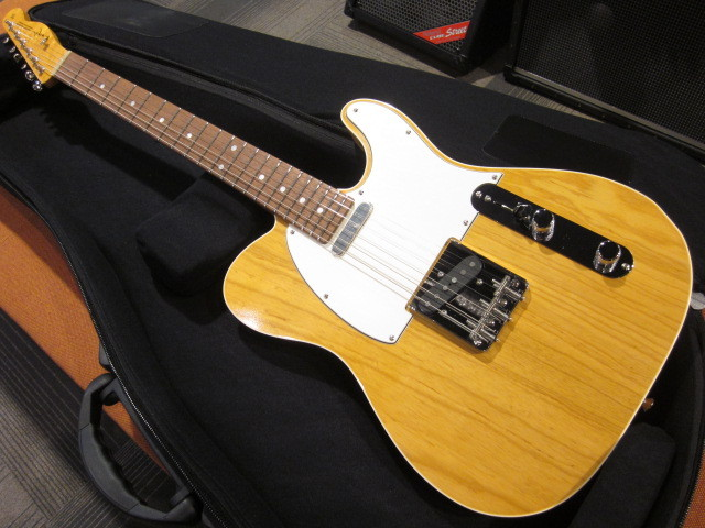 K.Nyui Custom Guitars KNTE Vintage Naturalニュウイ エレキギター 【店頭受取対応商品】