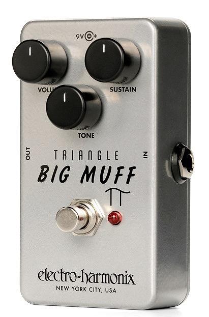 electro-harmonix Triangle Big Muff Pi エレハモ トライアングル【店頭受取対応商品】