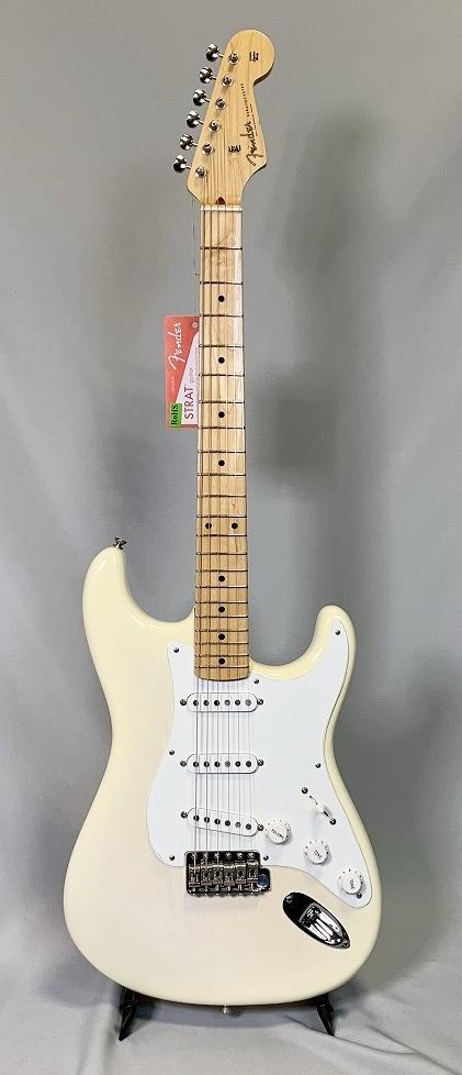 【展示処分傷あり特価】Fender American Vintage '56 Stratocaster®Aged White Blondeフェンダー【店頭受取対応商品】