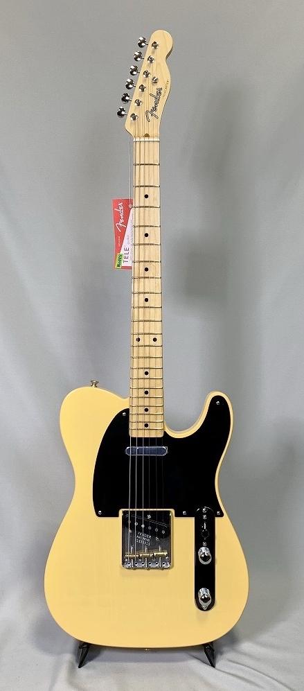 【展示処分特価】Fender AMERICAN VINTAGE '52 TELECASTER® BTBフェンダー テレキャスター【店頭受取対応商品】