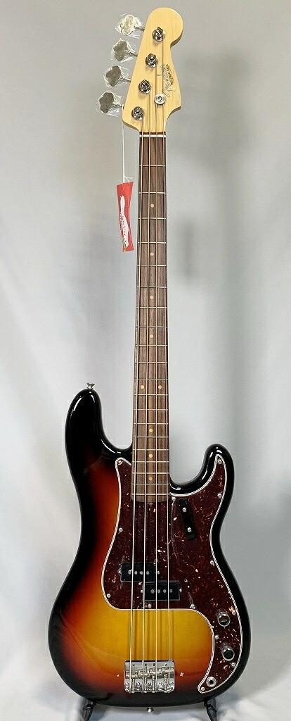【長期展示チョイ傷特価】Fender American Vintage '63 Precision Bass3-Color Sunburstフェンダー プレシジョンベース【店頭受取対応商品】