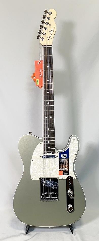 最適な材料 Fender American Elite Elite Telecaster® Satin American Jade Satin Pearl Metallicフェンダー エリート サテン【店頭受取対応商品】, アトリエ パレット:a36e8307 --- totem-info.com