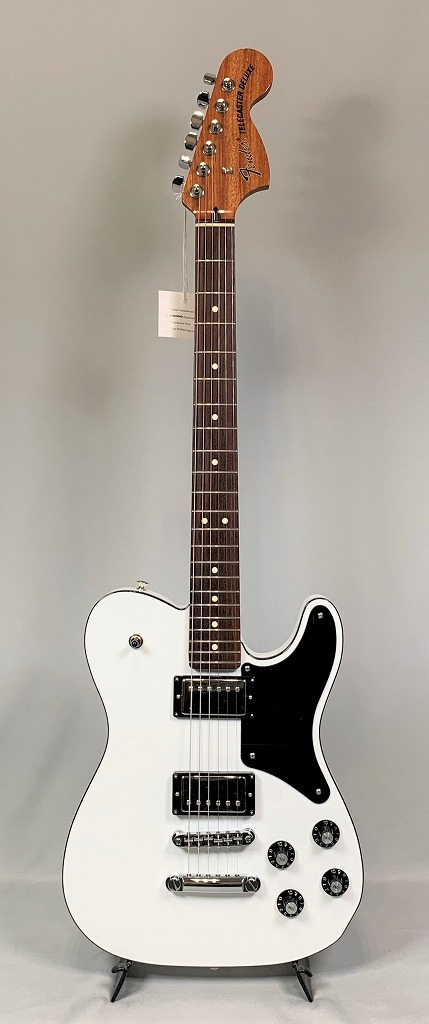 Fender MADE IN JAPAN TROUBLEMAKER TELECASTER® Arctic Whiteフェンダー トラブルメーカー【店頭受取対応商品】