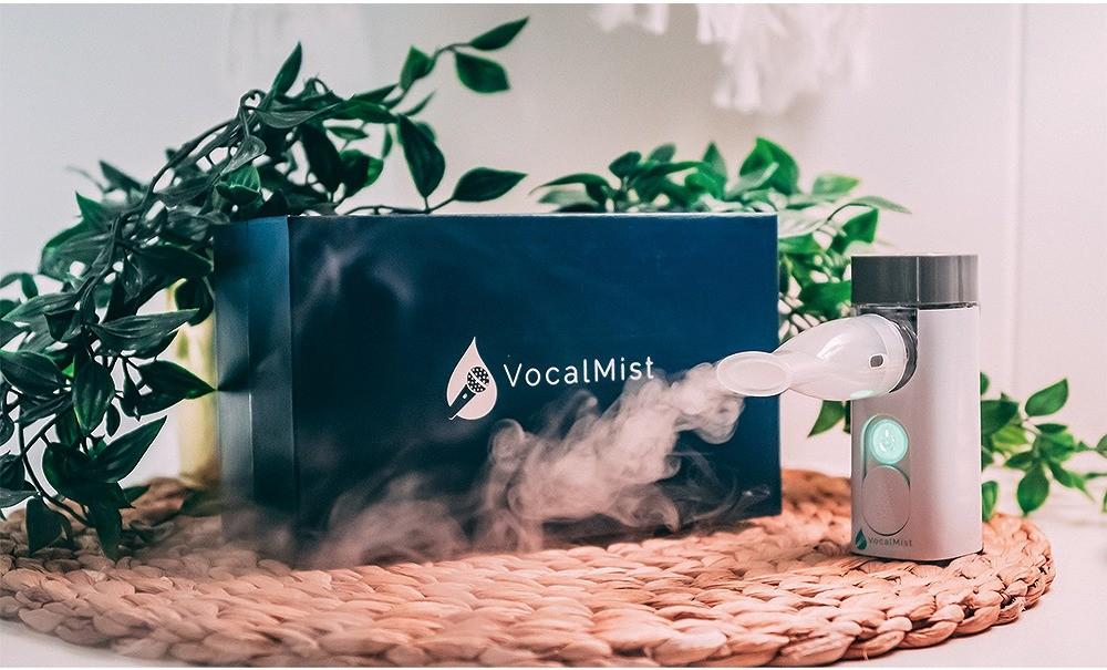 声を大切にする人の為の本格ボイスケア ツール 交換無料 Vocal Mist Portable 定番の人気シリーズPOINT(ポイント)入荷 保湿ケア ボイスケア ネブライザー ヴォーカルミスト Nebulizer