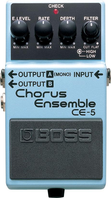 Boss Chorus Emsemble CE-5<ボス コーラスアンサンブル>【商品番号 10000122 】