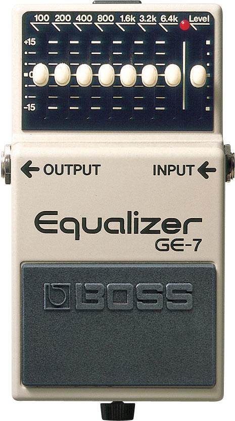 BOSS GE-7 ボス イコライザー