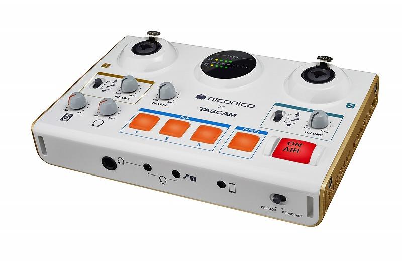TASCAM MiNiSTUDIO PERSONAL US-42<家庭用放送機器(USBオーディオインターフェース)>【商品番号10011466 】【店頭受取対応商品】