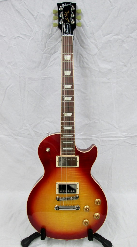 【生産完了品】Gibson Les Paul Traditional 2017 T Heritage Cherry Sunburst ギブソン レスポール エレキギター【店頭受取対応商品】