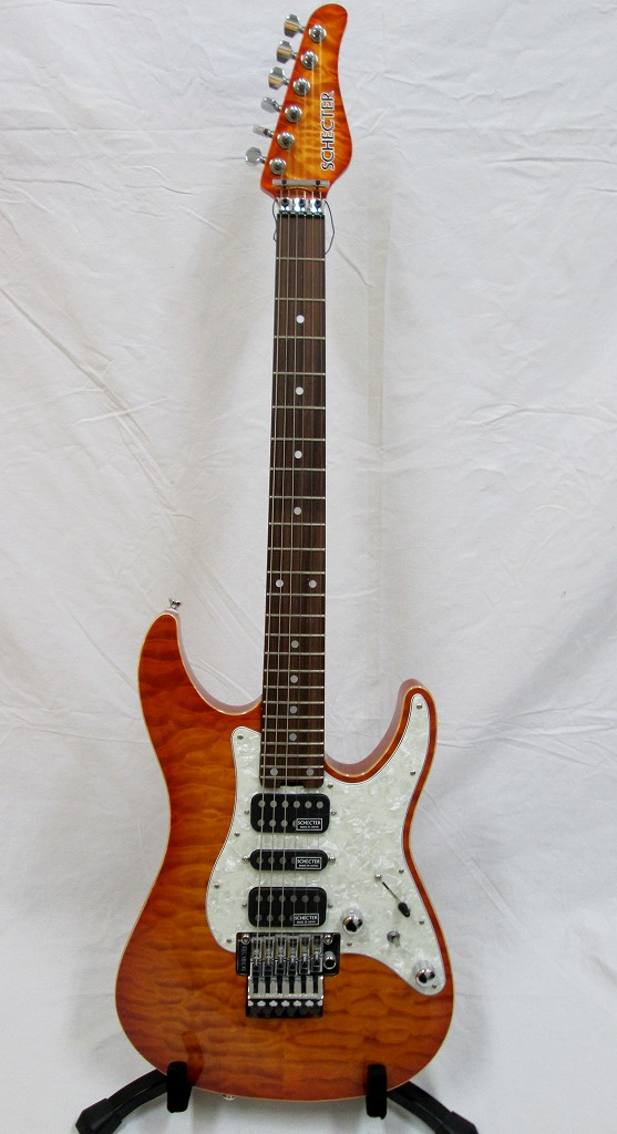 SCHECTER SD-DX-24-AS LDSB/R シェクター エレキギター【店頭受取対応商品】