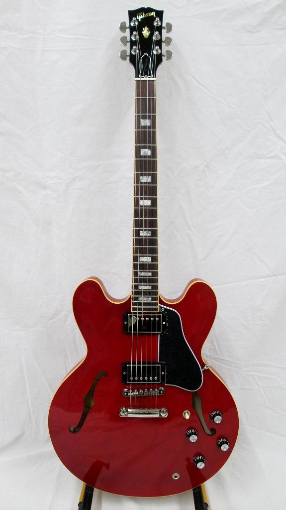 【生産完了品】Gibson/Memphis ES-335 Traditional 2018 A.Sunset Burst ギブソン セミアコースティックギター【店頭受取対応商品】