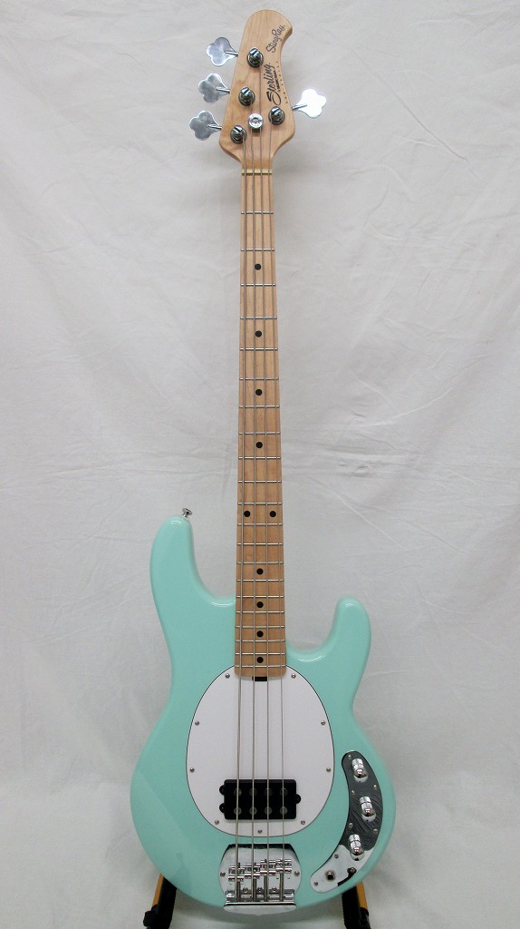 【展示特価】Sterling by MUSICMAN Ray4 Mint Green MG/M【店頭受取対応商品】