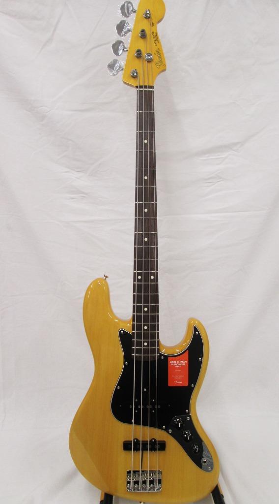 【キズ有】Fender Japan ExclusiveClassic 60s Jazz BassVintage Natural ェンダー ジャパン ジャズベース【店頭受取対応商品】
