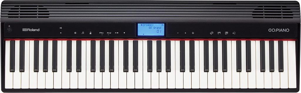 Roland GO:PIANO GO-61P ローランド キーボード【店頭受取対応商品】