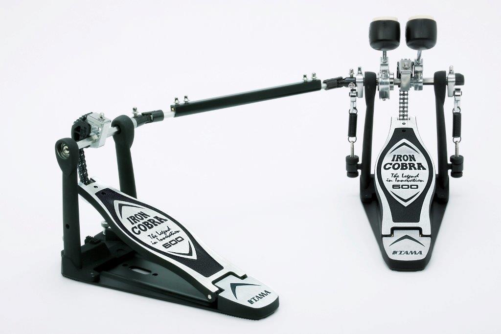 TAMA Twin Pedal HP600DTW< タマ ツインフットペダル>【店頭受取対応商品】