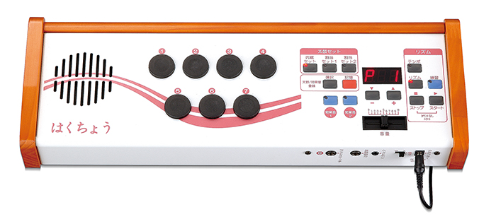 SUZUKI 電子打楽器 拍調 DPS-100 <スズキ>【店頭受取対応商品】