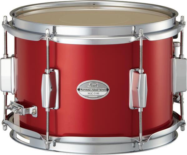 【送料無料】Pearl MARCHING Snare Drumsジュニアシリーズ MJシリーズMJC-210S<パール マーチングパーカッション スネアドラム>【商品番号 10011320 】
