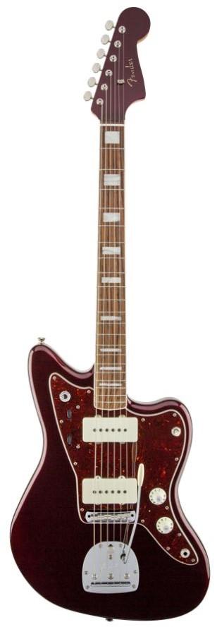 【Fender USA】Troy Van Leeuwen Jazzmaster®Oxblood<フェンダーUSA>【商品番号 10008903 】【店頭受取対応商品】