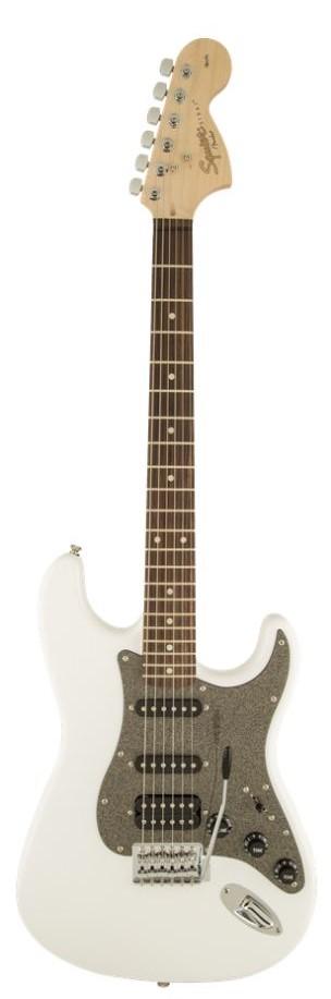 Squier Affinity Series™ Stratocaster® HSSOlympic White<スクワイヤ ストラトキャスター>【商品番号 10008620 】【店頭受取対応商品】