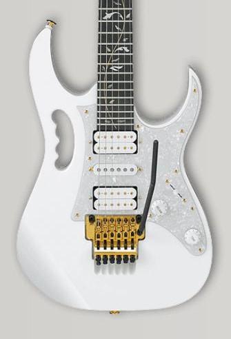 Ibanez JEM7V White(WH) Steve Vaiアイバニーズ エレキギター【店頭受取対応商品】