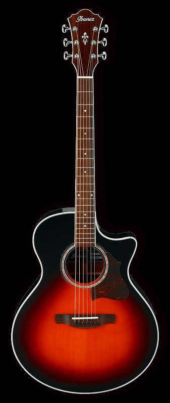 Ibanez AE800 Anitique Sunburst(AS) <アイバニーズ アコースティックギター >【商品番号】【店頭受取対応商品】
