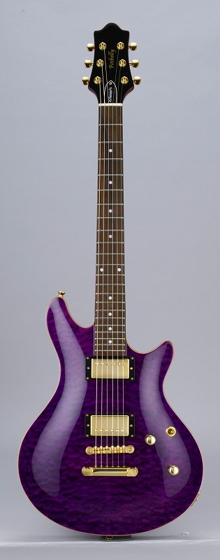 EDWARDS E-PO-105D/QM<エドワーズ エレキギター>【商品番号 10010944 】【店頭受取対応商品】