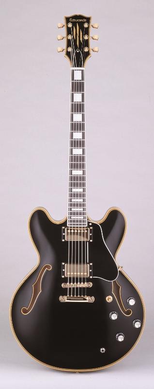 【送料無料】EDWARDS E-SA-180LTC<エドワーズ エレキギター>【商品番号 10010967 】