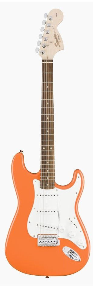 Squier Affinity Series™ Stratocaster®Competition Orange<スクワイヤ ストラトキャスター>【商品番号10011705 】【店頭受取対応商品】