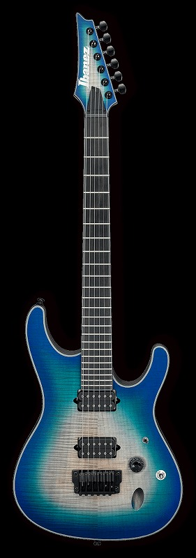 Ibanez IRON LABEL SIX6FDFM Blue Space Burst(BCB)<アイバニーズ エレキギター>【商品番号 10011792 】【店頭受取対応商品】