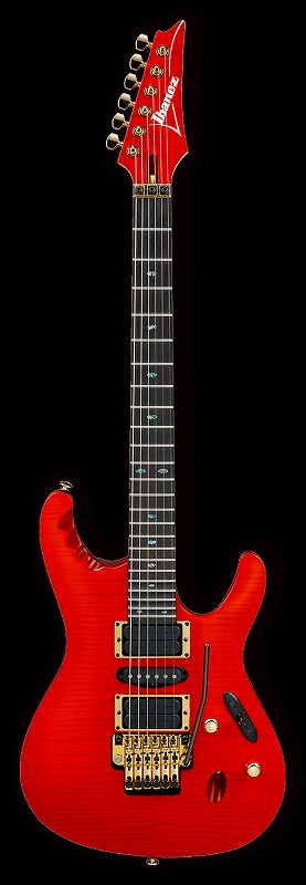 Ibanez Herman Li EGEN18 Dragon's Blood(DRG)<アイバニーズ エレキギター>【商品番号 】【店頭受取対応商品】