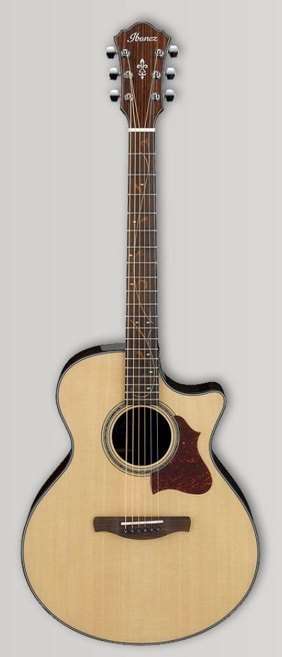 Ibanez AE305 Natural High Gloss(NT) <アイバニーズ アコースティックギター >【商品番号 10009996 】【店頭受取対応商品】