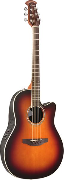 Ovation Celebrity Standard CS24Sunburst<オベーション アコースティックギター>【商品番号 10011249 】【店頭受取対応商品】