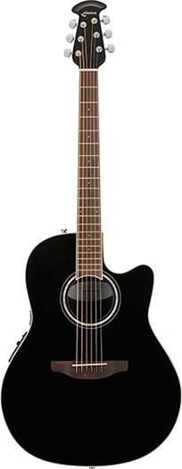 Ovation Celebrity Standard CS24 Black オベーション アコースティックギター エレアコ【店頭受取対応商品】